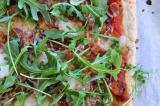 Baby Arugula Pizza