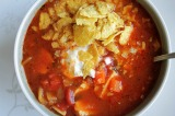 Chicken Vegetable Taco Soup