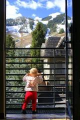 Aspen in April