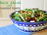 Kale Salad with RoastedBeets